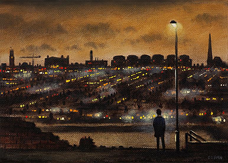 Barrow-in-Furness Night Lights