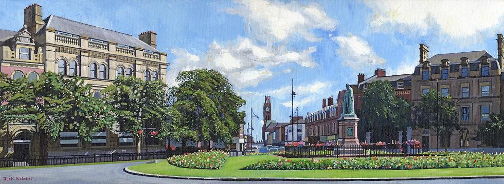 Ramsden Square, Barrow-in-Furness