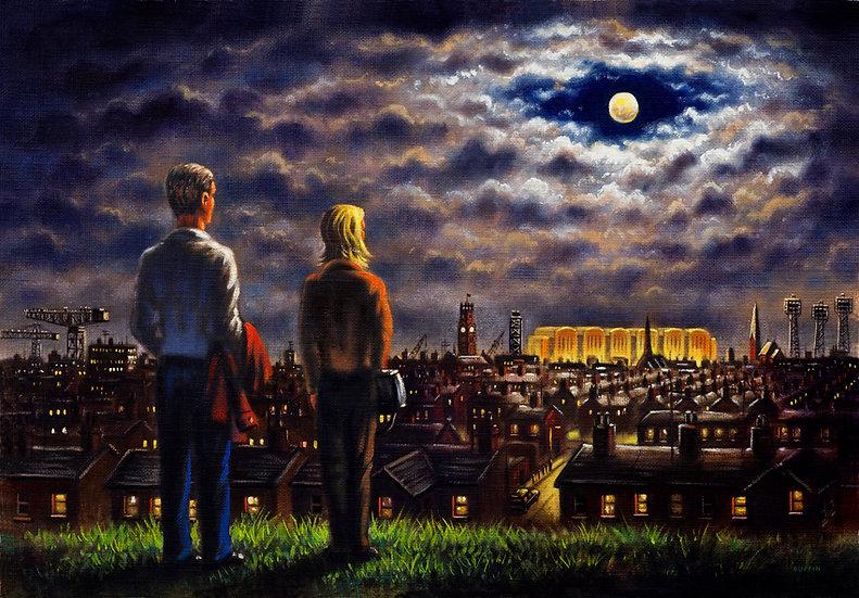 Moonlight Over Barrow