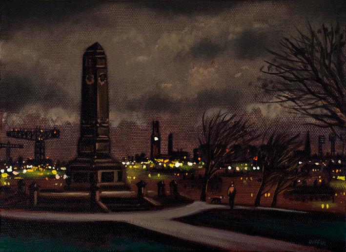 Cenotaph Night Walk