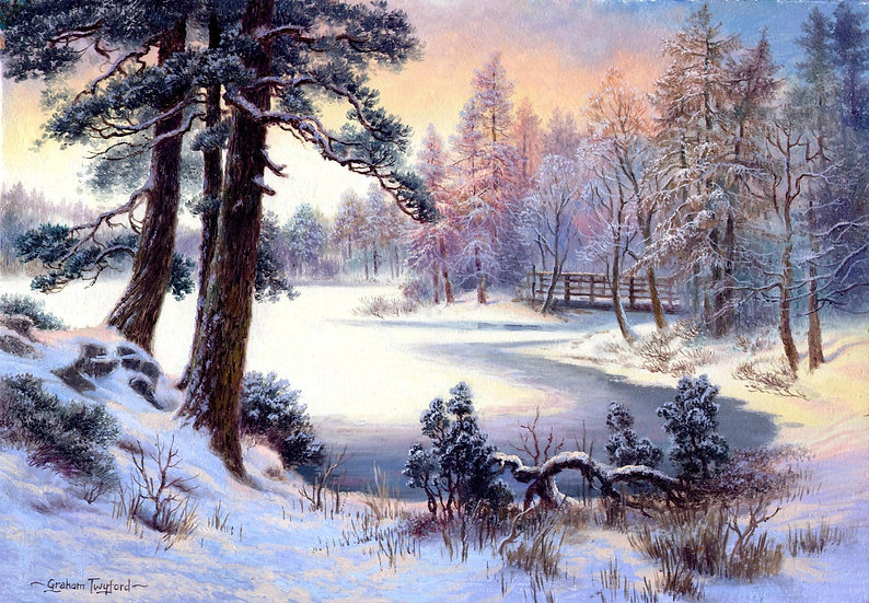 Snowfall, High Dam