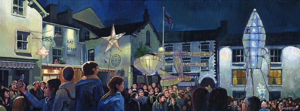Ulverston Lantern Procession II