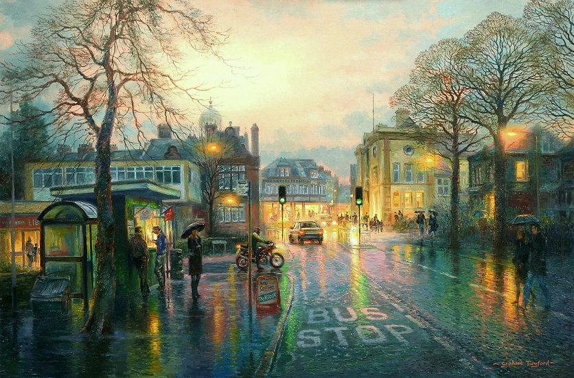 Ulverston by Twilight