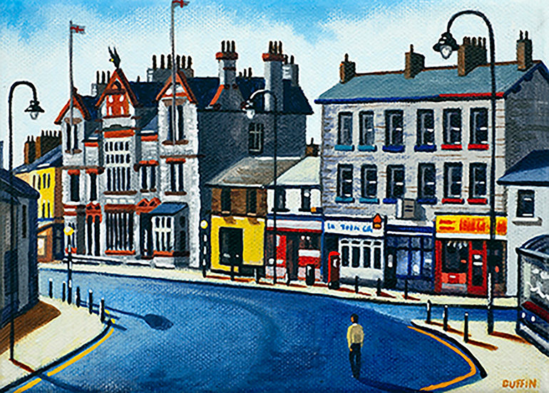 Tudor Square, Dalton