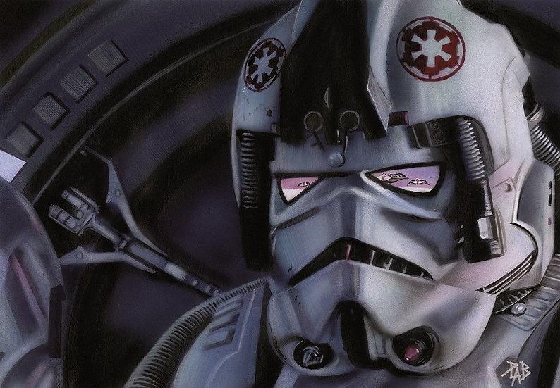 AT-AT Trooper (Star Wars)
