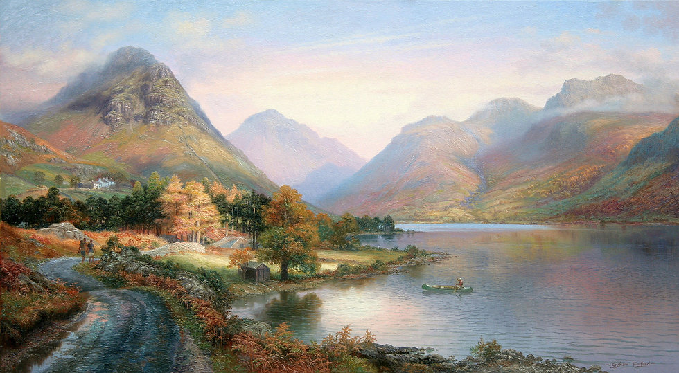 Wasdale Head at Overbeck