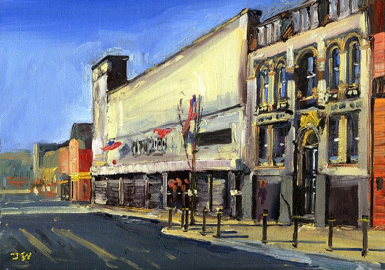 Theatre Bar, Cavendish Street