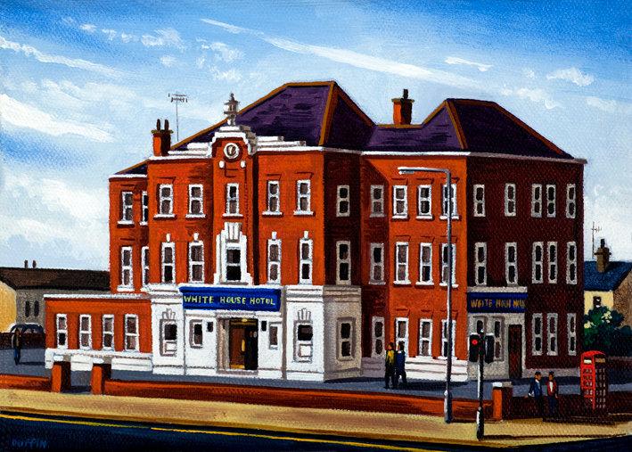 The Whitehouse Hotel