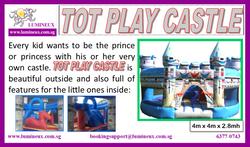 Tots Play Castle