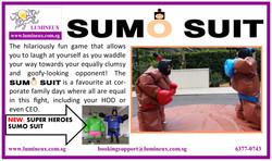 Sumo Suit 2016