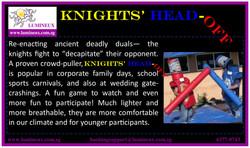Knights Head-Off