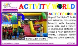Activity world