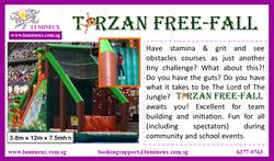 Tarzan Free-Fall
