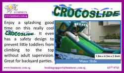 Crocoslide