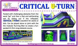 Critical U-Turn