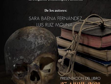 El próximo Viernes nos vemos en Puente Genil para presentar el libro sobre el niño mártir local