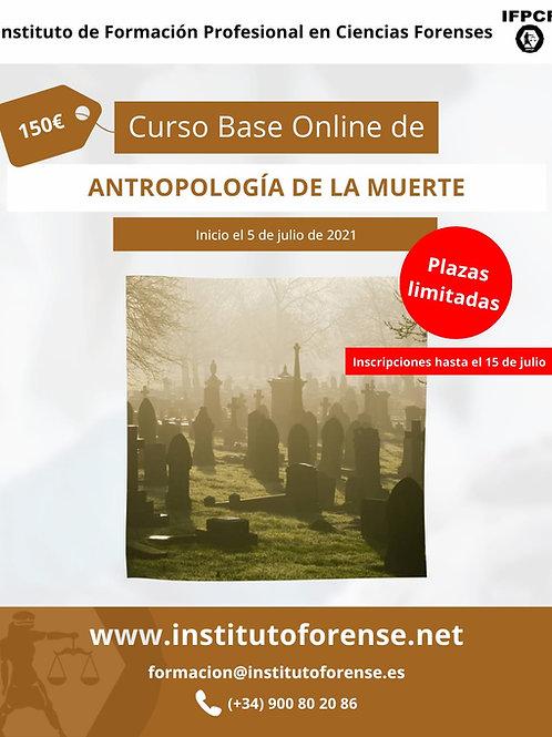 Curso Online Base en Antropología de la Muerte