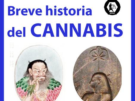 Breve historia del Cannabis