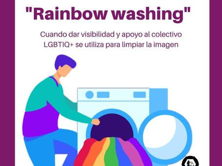 Rainbow Washing:Cuando se da visibilidad y apoyo al colectivo LGBTIQ+ se usa para limpiar la imagen