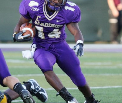 Football | Former Bayside and JMU standout Eugene Holloman finds another talent and writes a book