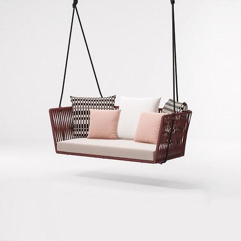 Kettal Bitta (2 Seater Swing Rope Set) by Rodolfo Dordoni