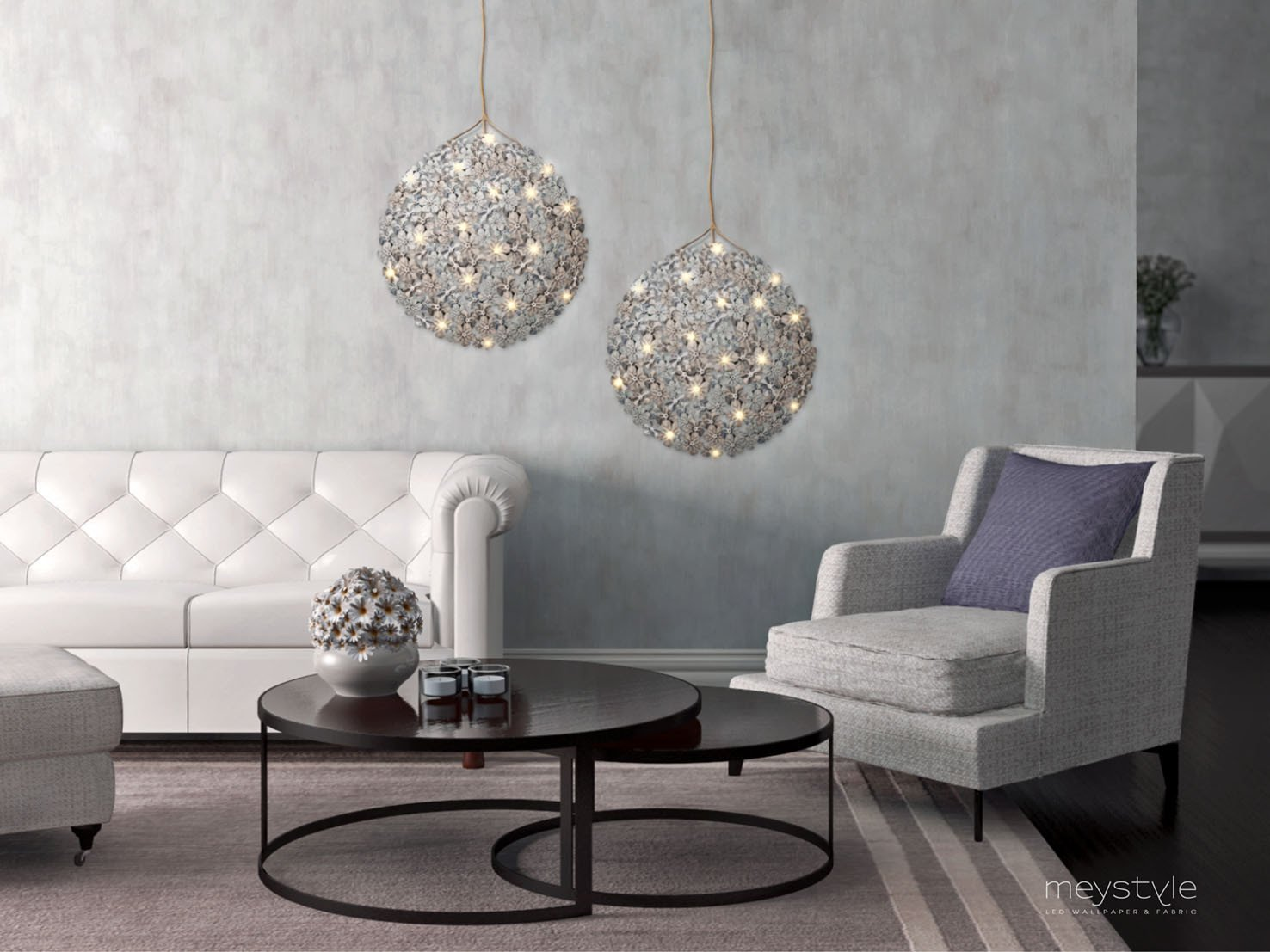 Germanium_LED_Wallpaper_Chandelier_desig