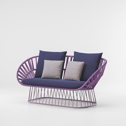 Kettal|Cala (2 Seater Sofa) by Doshi Levien