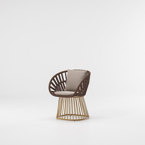 Kettal|Cala (Dining Armchair) by Doshi Levien