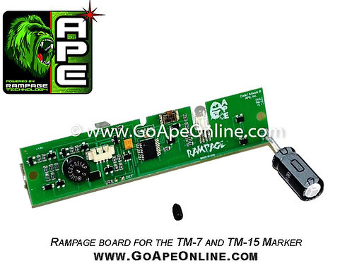 Rampage Board for the BT TM-7 / TM-15