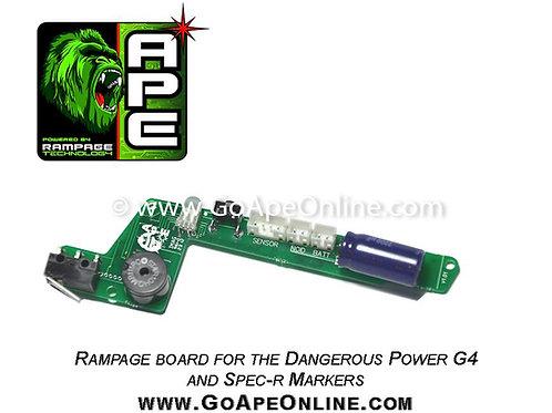 Rampage LED Board for Dangerous Power G4 / Spec-R