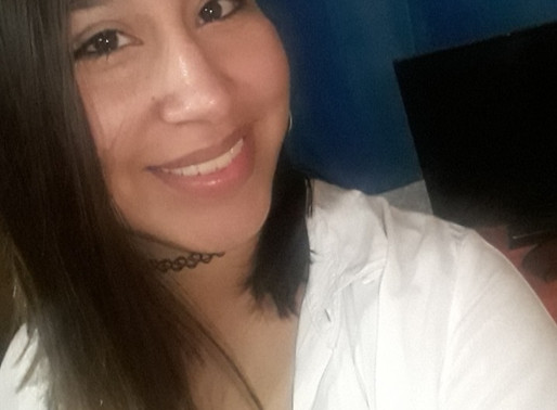 Florencia, futura misionera a Cuba