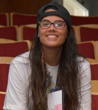 Cynthia, futura misionera a Brasil
