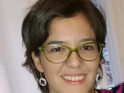 Iriana, futura misionera a Brasil