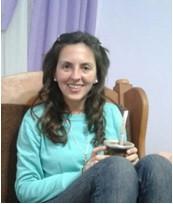 Gisela, futura misionera a Perú