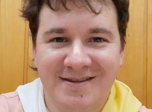 Uriel, futuro misionero a Uruguay