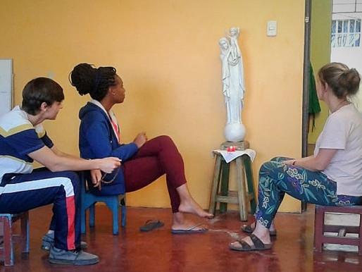 Lección sobre la oración
