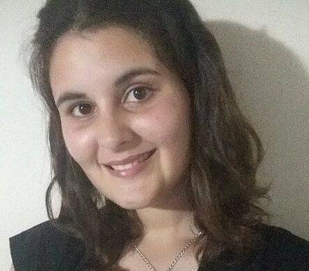 Sofía, futura misionera a Ecuador
