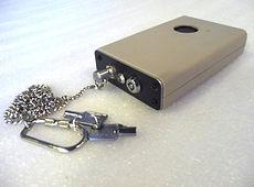 De securitate de alarmă, electroșocuri, numerar în tranzit, colorant fum