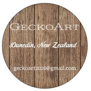 Gecko Art NZ