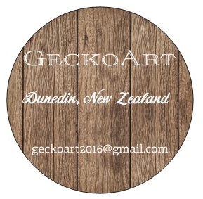 Gecko Art NZ