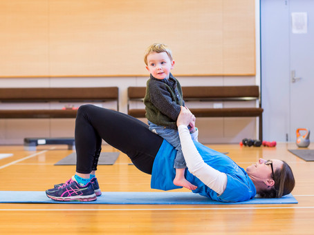 3 tips on how to fit exercise into busy mum life