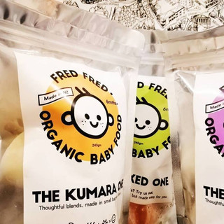 Fred Fred Organic Baby Food