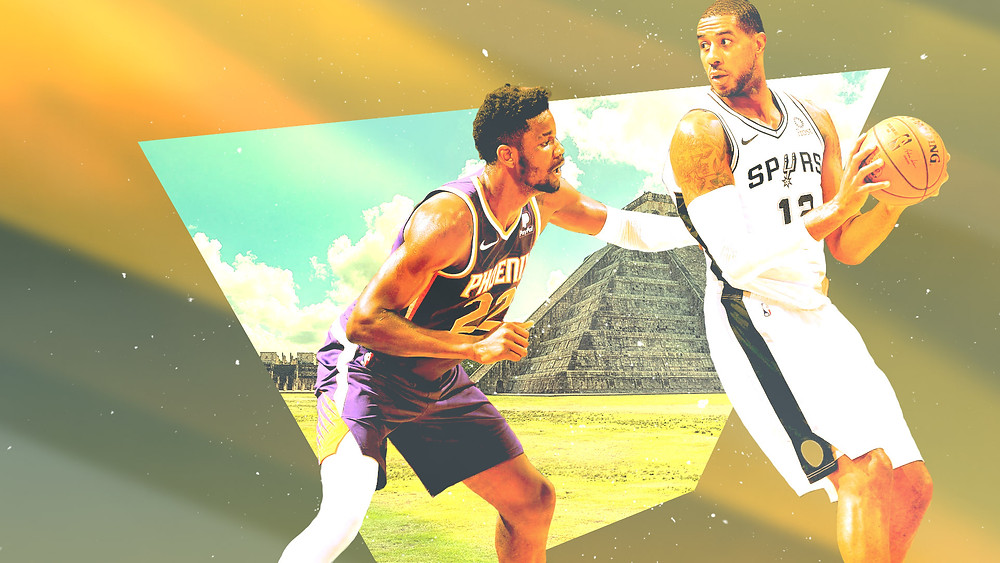 DeAndre_Ayton_Phoenix_Suns_Lamacrus_Aldridge_San_Antonio_Spurs_NBA_Aroun_the_Game