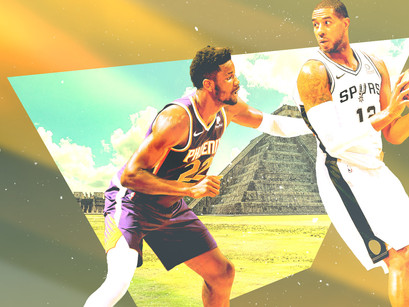 Un futuro brillante per l'NBA in Messico