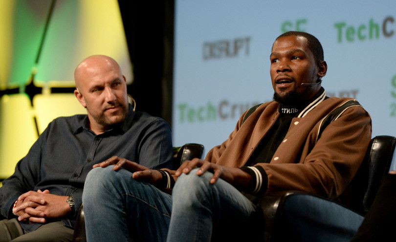 Kevin Durant Brooklyn Nets rich kleiman nba Around the game