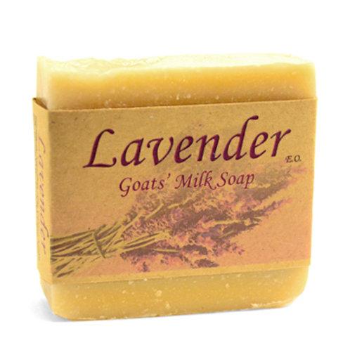 Lavender Goats' Milk Soap