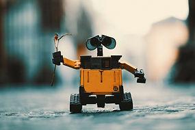 Робот на колесах