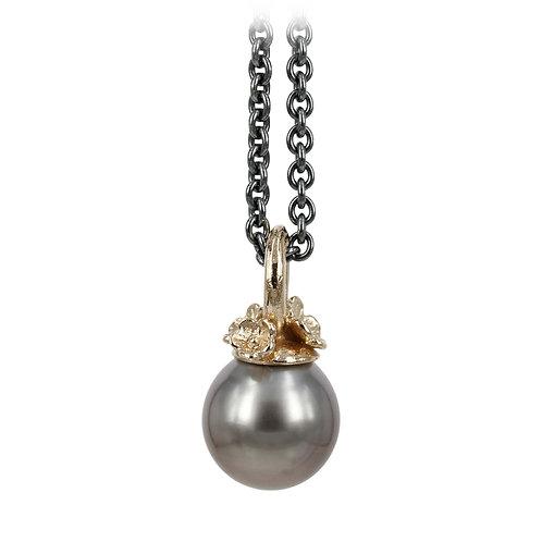 Fairytaile - 14 kt. perle vedhæng