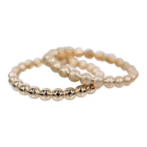 14 kt. Ring - BUBLES