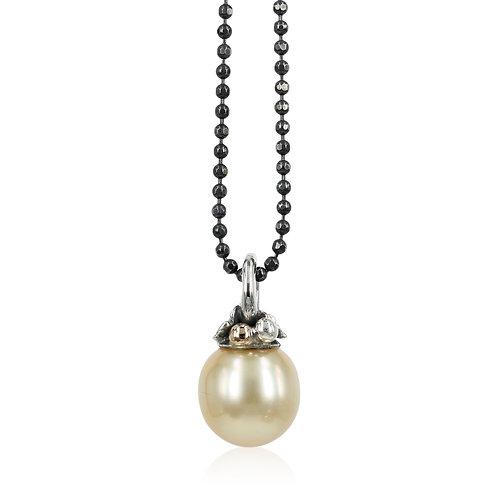 One of a kind - Sølv vedhæng med South Sea perle